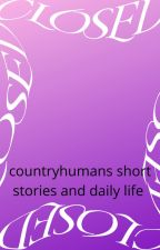 Countryhumans short stories and daily life by Kk_hafizhah