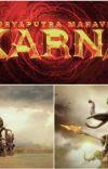 Karna- The Hero Chosen by the Gods cover