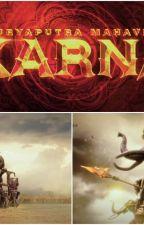 Karna- The Hero Chosen by the Gods by vikramdey