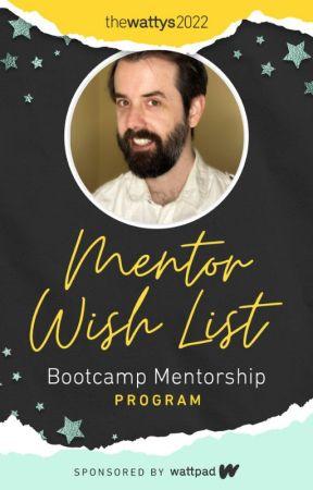 Wattys 2021 Bootcamp Mentor - David Hull by david_hull