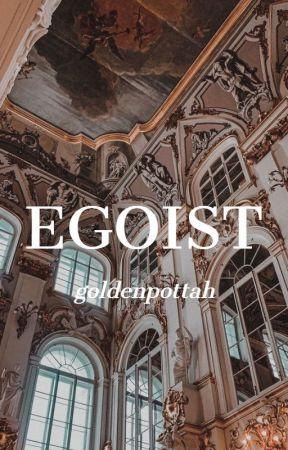 egoist ( nina zenik ) by goldenpottah
