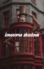 lonesome shadows~ fred weasley by _moistbread