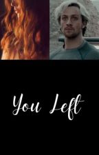 You Left by Mben21