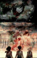 𝐌𝐎𝐍𝐎𝐂𝐇𝐑𝐎𝐌𝐄 ---> Eren Yeager × OC by missoreopanda