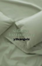 ↳ selfcare for teens *book 14* by classifycherry