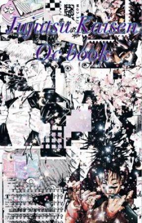 Jujutsu Kaisen oc book by panpan42