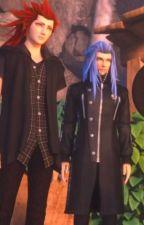 Regalami un momento [Kingdom Hearts] by Resanthemum