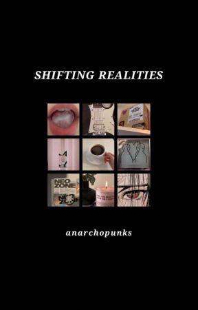 ( 旅 ) 𝐒𝐇𝐈𝐅𝐓𝐈𝐍𝐆 𝐑𝐄𝐀𝐋𝐈𝐓𝐈𝐄𝐒 ・゚☆・:✧°。𝐆𝐔Í𝐀 by anarchopunks