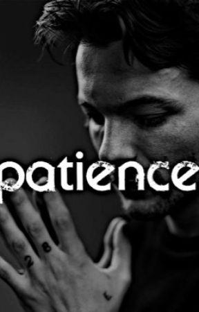 Patience  by _hazza_bear_
