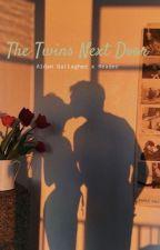 The Twins Next Door // Aidan Gallagher x reader// by nessa_1406