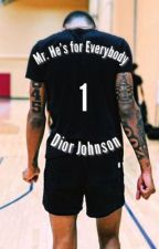 Mr. He's for Everybody | Dior Johnson  by Lalaland2525
