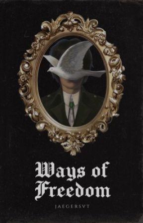 WAYS OF FREEDOM. eren jaeger by AKAASHILUVS