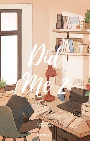 Did Me 2 | Renjun by nanjunyy_