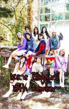 IZ'One Bloggers 13th Member  by moomoo-deul