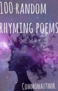 100 random rhyming poems cover