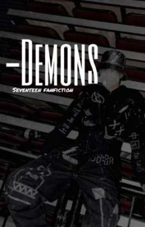 Demons [Seventeen FF] by -PARAD0XE
