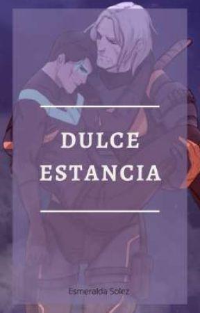 Dulce estancia  by maarisolezz