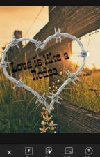 Love is like a rodeo  by Madalyncool231