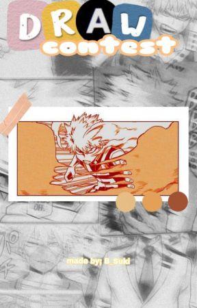 ¡Concurso de dibujo! (ABIERTO)  by Im_Suki_9