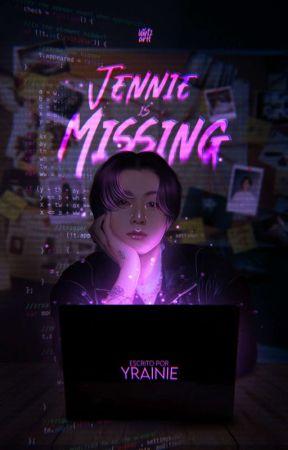 JENNIE IS MISSING, Jikook. by yrainie