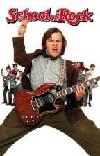 School Of Rock Freddy Jones x OC by honeyandboundary