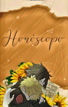 ♡.Horóscopo.♡   SasuNaru by sasudatte_