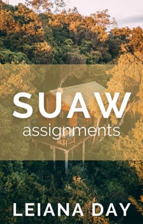 SUAW Assignments by leiana52