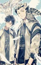 the jacket you never returned- Bokuaka by Ar1ka1d