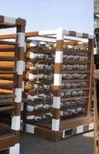 Gas Storage Equipment by uniquemmo