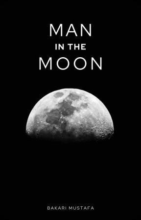 Man in the Moon by realbakari