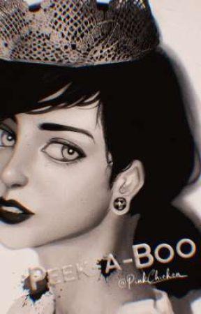 Peek A Boo, Miraculous AU.  by PinkChicken__
