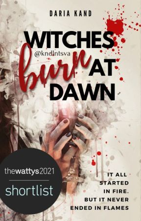 Witches Burn at Dawn by kndlntsva