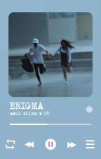 Enigma // Saul Silva x OC by cruelladevil11