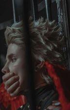 Caged. Dabi x Hawks smut by Camer0nsSlut