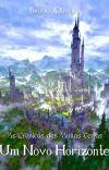 As Crônicas das Muitas Terras - Um Novo Horizonte        (#letrasdouradas)  cover