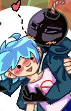 """""""Thank you berry."""" [Whitty x BF; Bombeep fanfiction] by Seven_ET"""