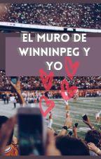 El Muro de Winnipeg y yo by Moohica