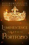 Luminescence Graphic Portfolio cover