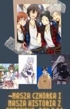 ~Nasza czwórka i nasza historia z Yokohamy~BSD x OC by Nikt_Poprostu_Nikt