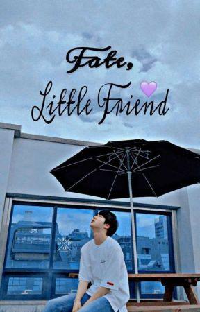Fate, Little Friend ( Seokjin ) by Lala141203