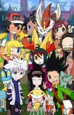 Worlds Unite! (HxH x Pokemon Crossover) by Alexdedrei