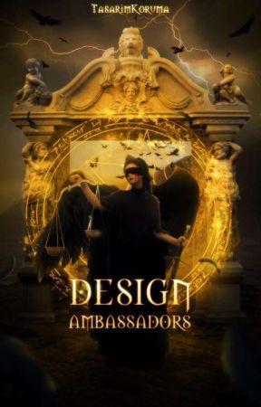 Design Ambassadors by TasarimKoruma