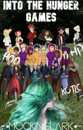 Kotlc, Hoo og Hp into the Hungergames !!! :) by Fonzie123