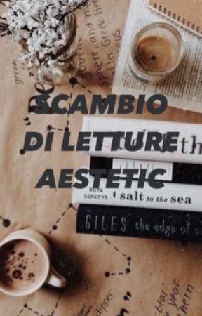 Scambio di letture Aestetic by alisialupiani