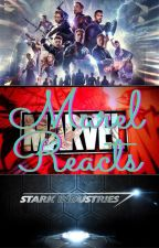 Avengers react to....... EVERYTHING!! by Anne_Star_