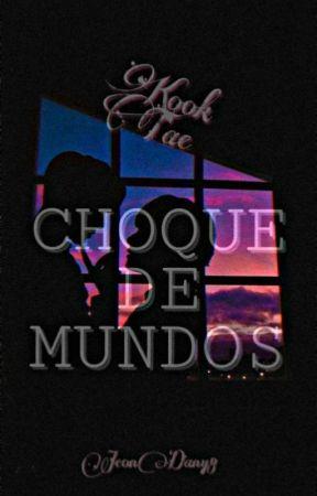 Choque De Mundos - KOOKTAE by JeonDany8