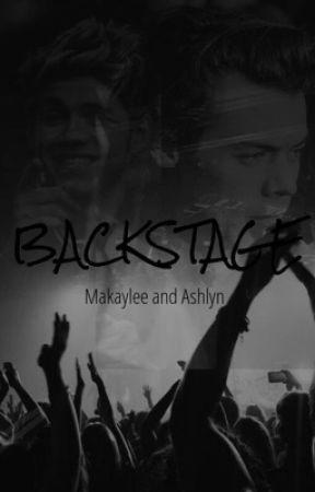 Backstage by AshlynandMakaylee