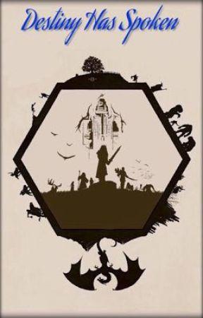 Destiny Has Spoken {Hobbit Fanfic} by Element-Of-Dreams