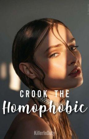Crook the Homophobic by KillerInDuty