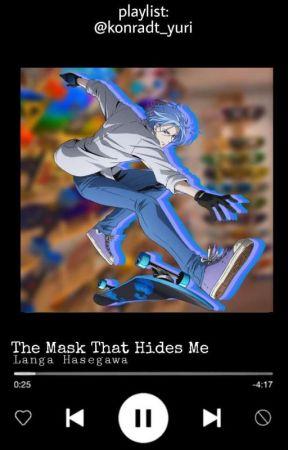The Mask That Hides Me | Langa Hasegawa (sk8) by konradt_yuri